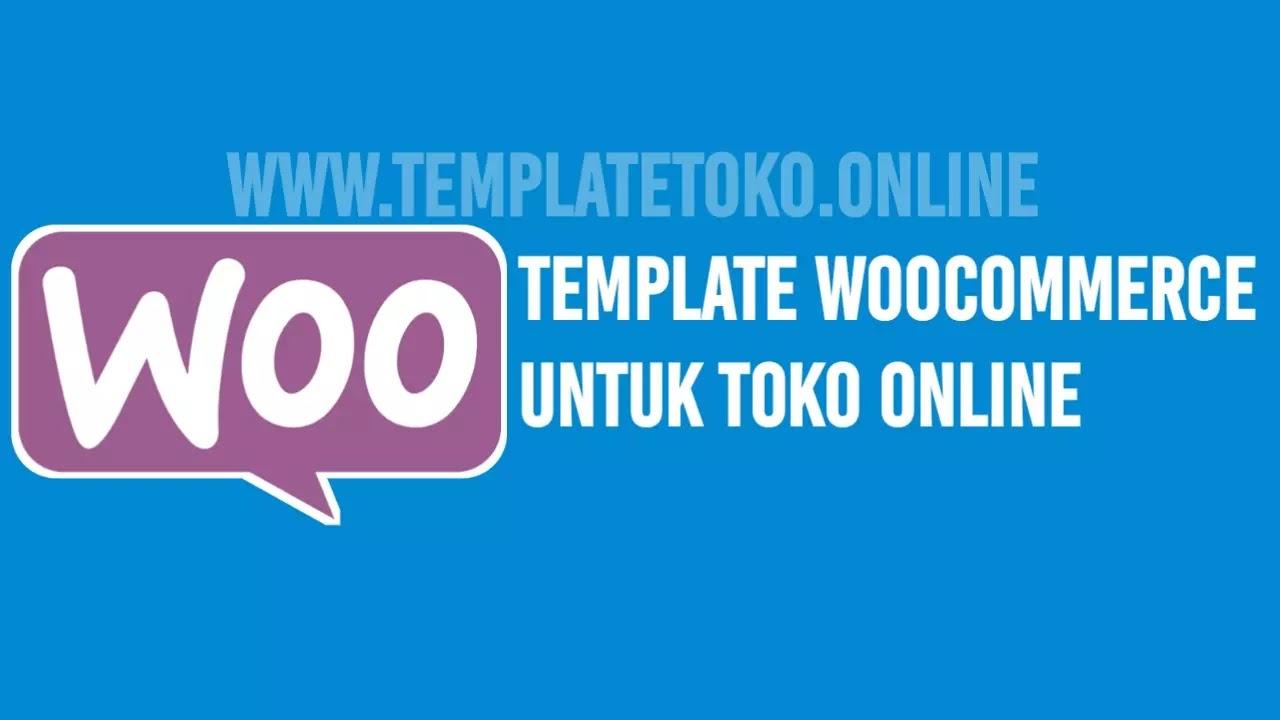 Template WooCommerce