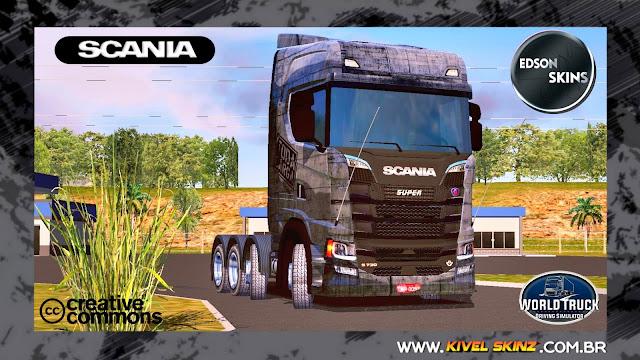 SCANIA S730 - TODA CARGA