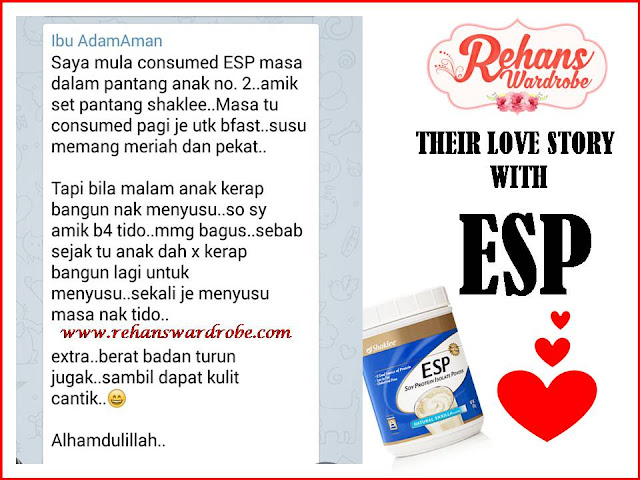 testimonial ESP