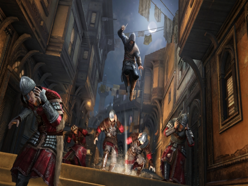Download Assassin's Creed Revelations Game Setup Exe