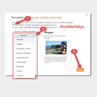 Blog-me-mobile-friendly-template-settings