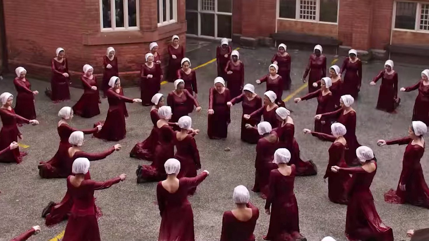 The Handmaid's Tale Rocks