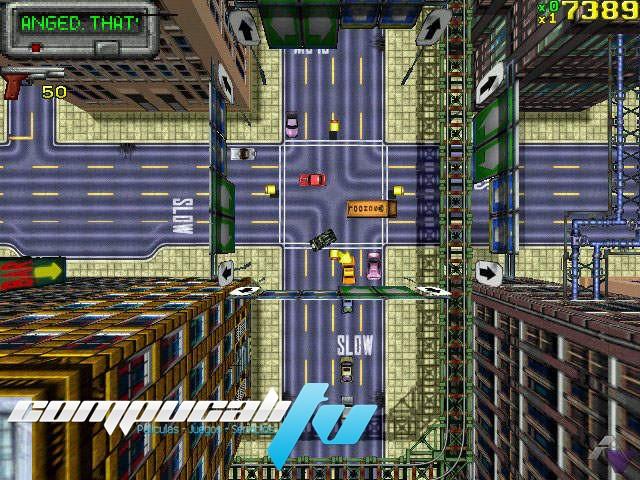 GTA 1 PC Full Grand Theft Auto 1997
