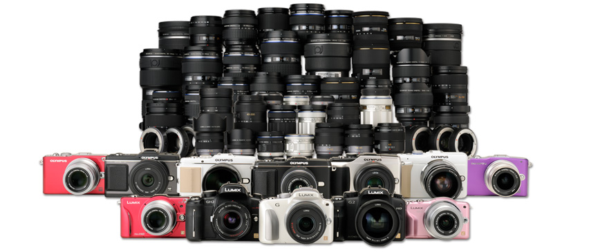 Updated Firmware History for Olympus and Panasonic Gear