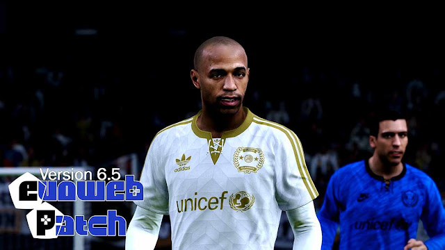 eFootball PES 2020 PC  EvoWeb Patch Version 6.5 [03 May]