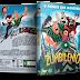 Zumbilênio: O Parque dos Monstros DVD Capa