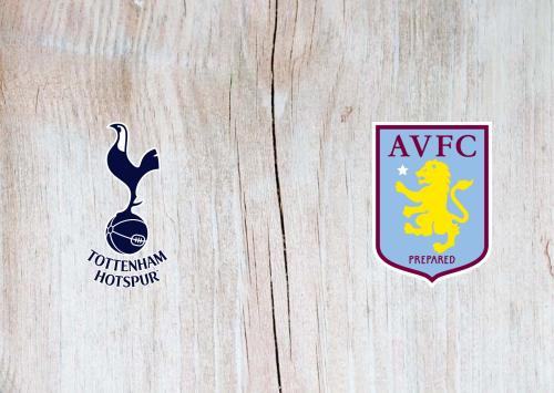Tottenham Hotspur vs Aston Villa -Highlights 10 August 2019