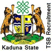 Kaduna State TSB Recruitment 2021 / TSBRecruitment.Com Portal