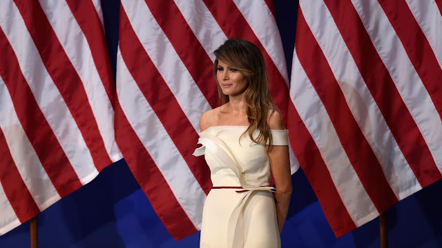 Melania Trump can expect a surreal Brussels visit