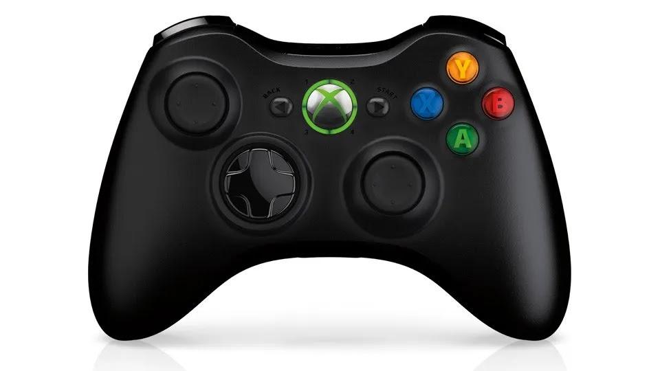 أفضل منصات الألعاب لأجهزة الكمبيوتر- xbox-360- تحكم