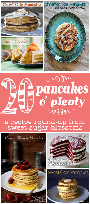Sweet Sugar Blossoms Plenty Of Pancakes