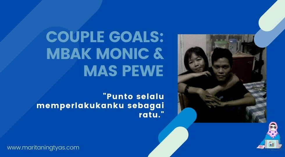 Mbak Monica, Queen of Mas Punto