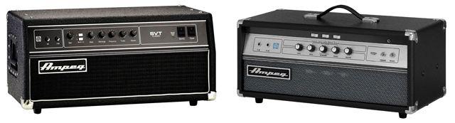 Amplificadores para Bajo Ampeg SVT y V4B