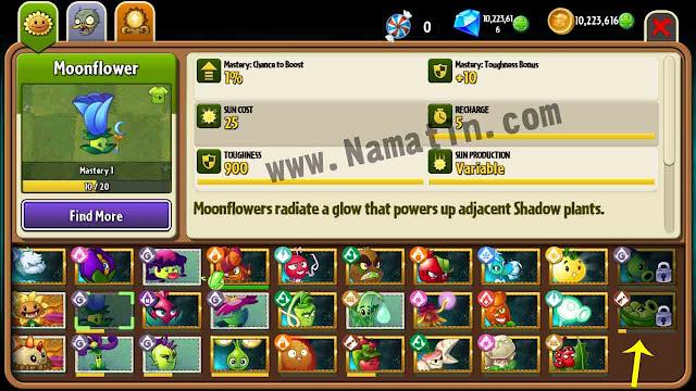 mod plant vs zombie 2 terbaru