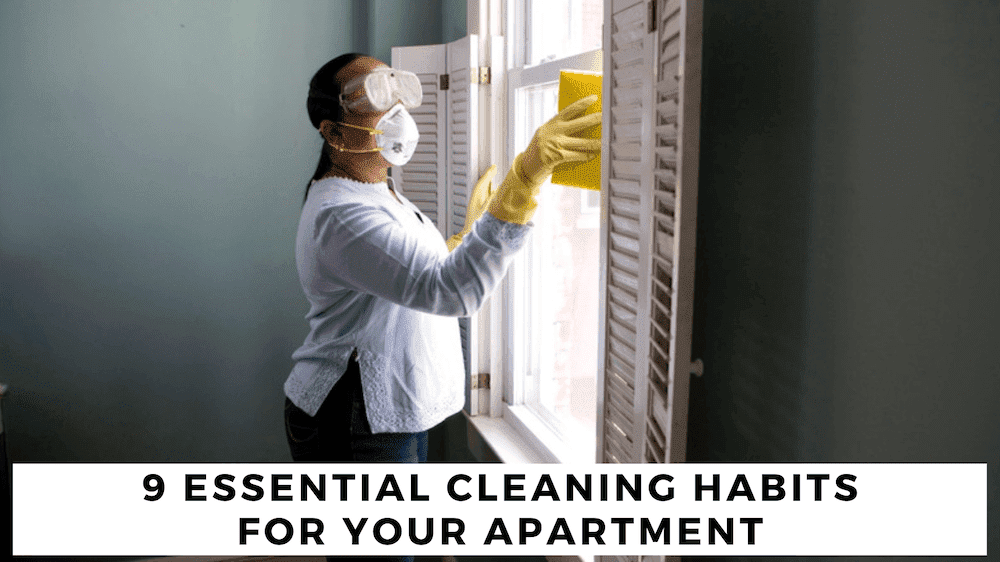 Essential Cleaning Habits