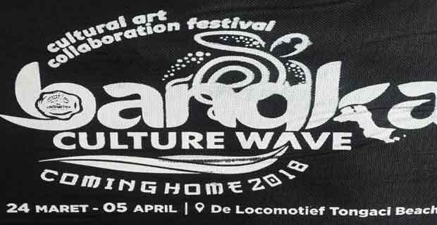 Bangka Culture Wave 2018
