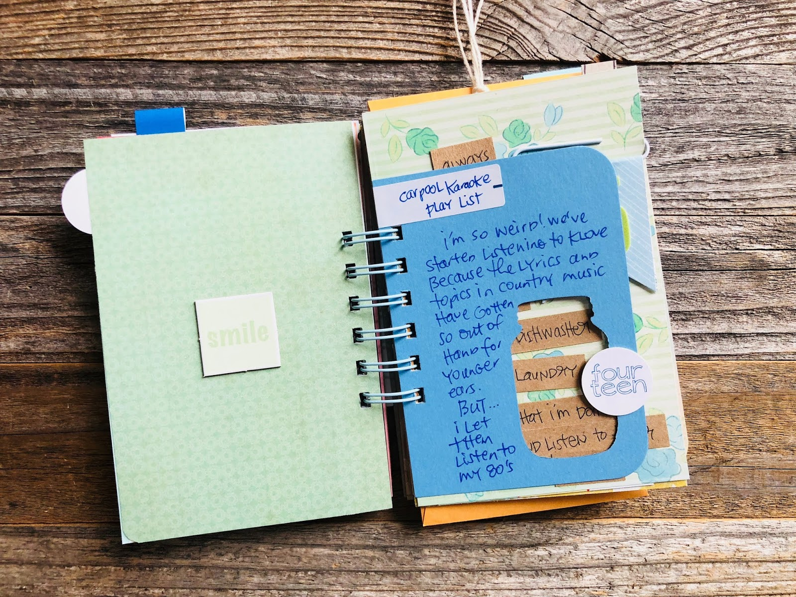#30lists #30 Days of Lists #September 2018 #lists #list prompts #journaling #mixed media journal #smashbook #junk journal
