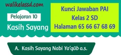 Kunci Jawaban PAI Kelas 2 Halaman 65 66 67 68 69