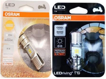 lampu led motor osram