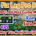 File Fix Lag Liên Quân Pro 56.0 - Tăng 190% Đồ Họa Game Giúp Máy Cùi Tăng Full 60 FPS + Vô Trận Sớm
