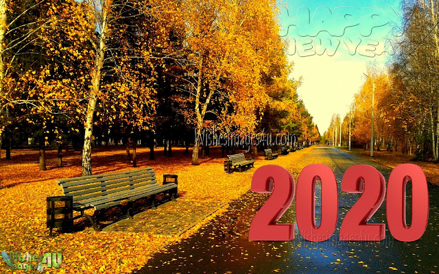 Happy New Year 2020 Latest HD Nature Desktop Images Download