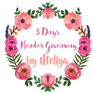 3-DAYS HEADER GIVEAWAY BY MELLYA