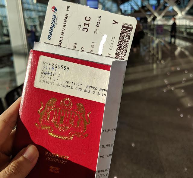 cara tempah tiket air asia