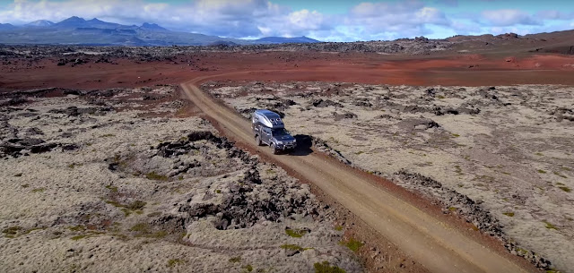 car rental Iceland tips are important for road trips