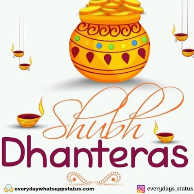 dhanteras picture | Everyday Whatsapp Status | Best 70+ Happy Dhanteras Images HD Wishing Photos