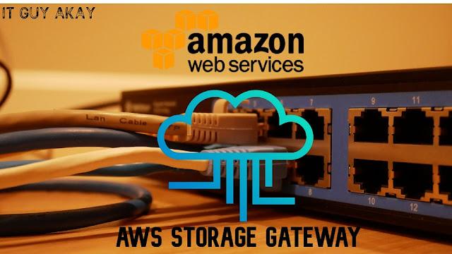 storage gatware AWS cloud  archtects