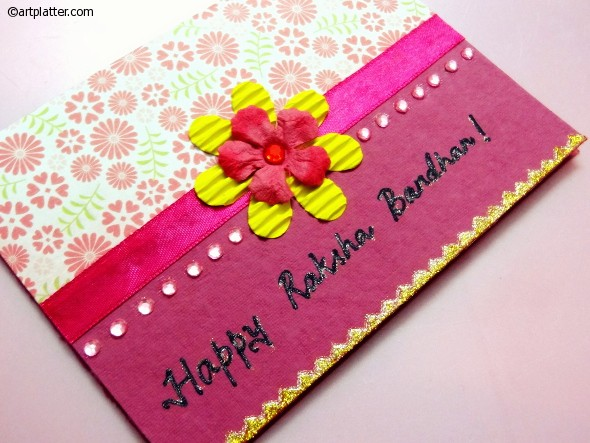 Beautiful Raksha bandhan greetings