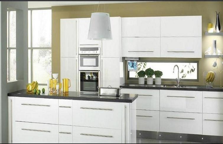 Pon linda tu casa cocinas elegantes for Cocinas elegantes