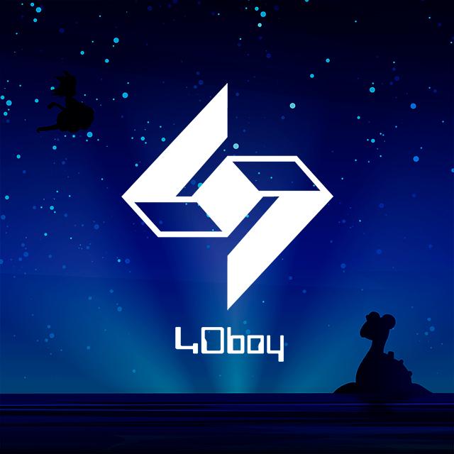 Imagen con el logotipo de 4Dboy