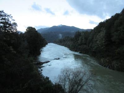 Garganta Buller, Nueva Zelanda