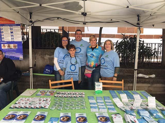 La Asociación de Diabéticos de Gran Canaria a punto de  cerrar por falta de  ayudas del Cabildo de Gran Canaria