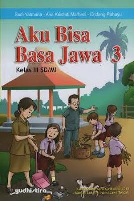 Pasinaon Basa Jawa kelas 3 SD
