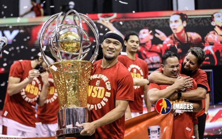 Brgy. Ginebra San Miguel wins PBA bubble