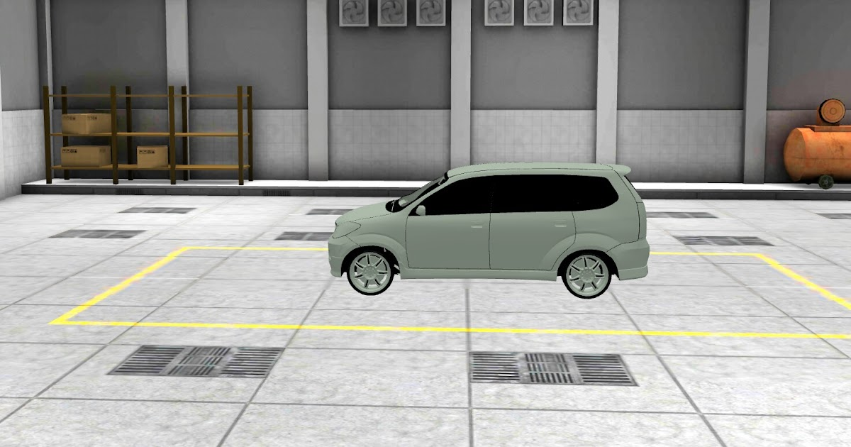 Download Bussid V2 9 Mod Avanza Mod Bussid Indonesia