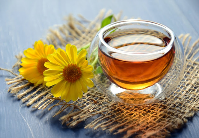 Herbal Tea Is A Great Home Remedy To Fall Asleep
