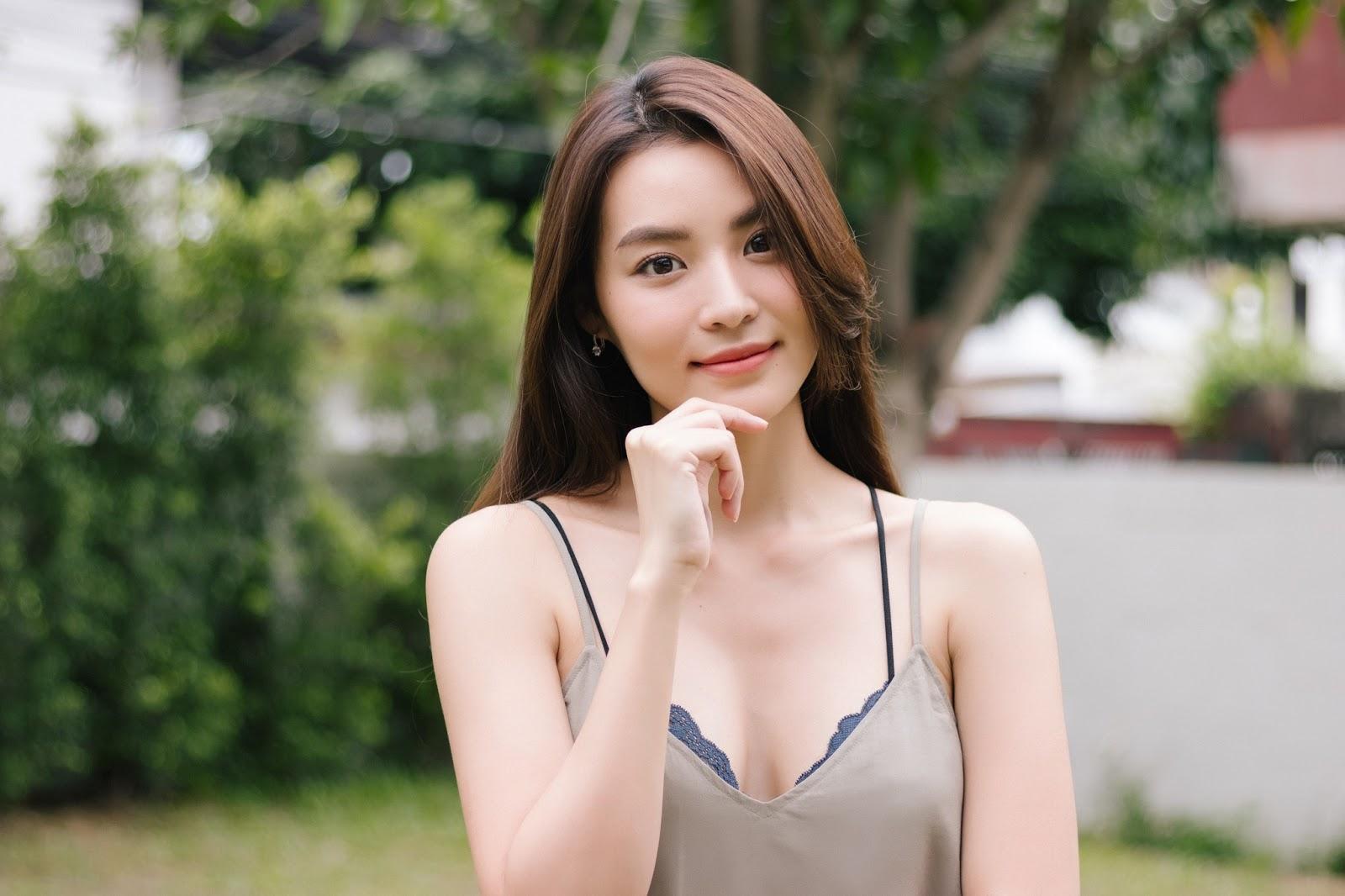 Kapook Phatchara Biểu tượng vẻ đẹp mới showbiz Thái lan