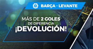 paston promocion barcelona vs levante devolucion