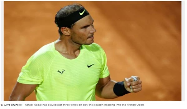 The Thiem faced a tough French Open as Nadal, Serena set the record
