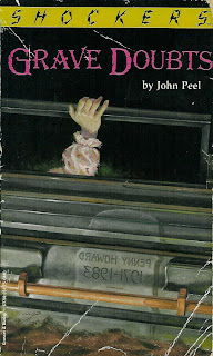 Review - Shockers: Grave Doubts by John Peel