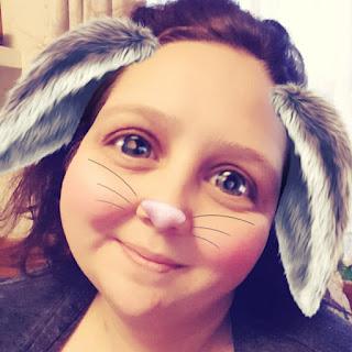 PippaD as a bunny