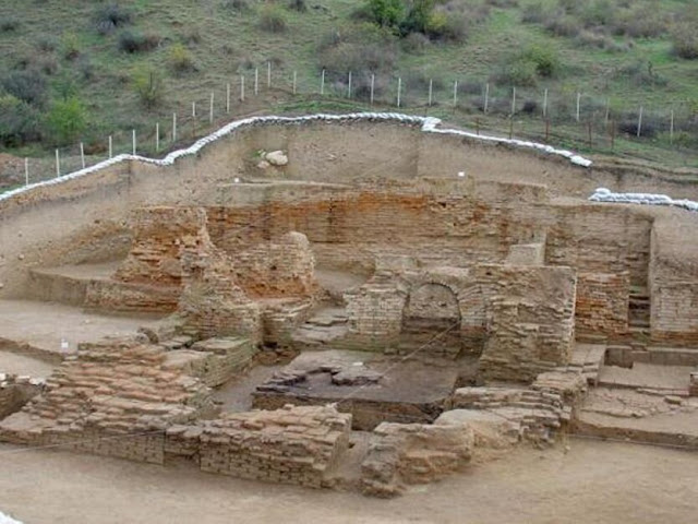 Great Wall of Grogan: excavations give clues to life in northern Iran
