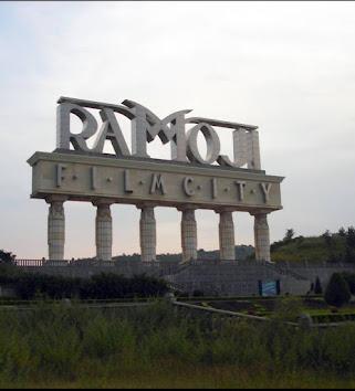 best visiting places around Hyderabad, ramoji film city