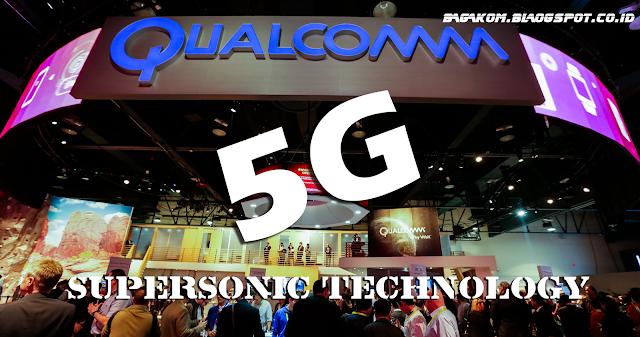 Chip 5G Pertama Dunia Akan Menjadi Ponsel Supersonik Masa Depan