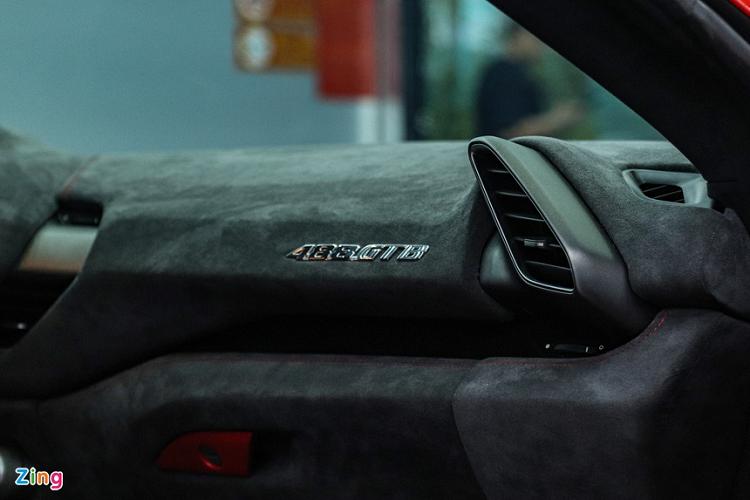 Thợ Việt nâng cấp siêu xe Ferrari 488 GTB SVR, tăng 100 mã lực