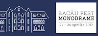 Festivitate de premiere Bacau Fest-Monodrame