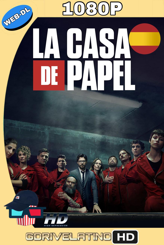 La casa de papel (2019) Temporada 3 NF WEB-DL 1080p (Castellano) MKV